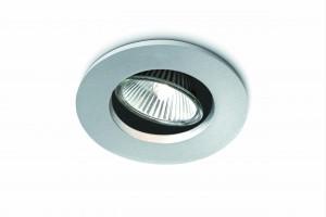 PHILIPS  Smartspot Einbauspot Aluminium aluminium lackiert Halogenlampe