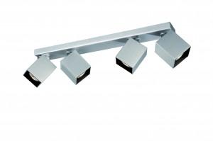 Aufbauspots, aluminium lackiert, GU10 4x 35 Watt max., 531344816